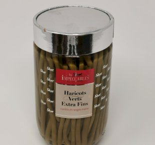 Haricots verts extra fins 72cl